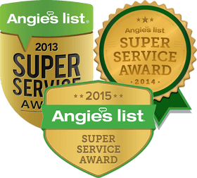 Angie's List service awards