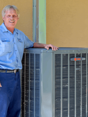 Trane Heat Pumps Heating Spring Hill Fl