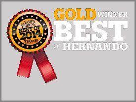 Best Hernando Gold Winner 2014