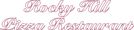 Rocky Hill Pizza Restaurant logo