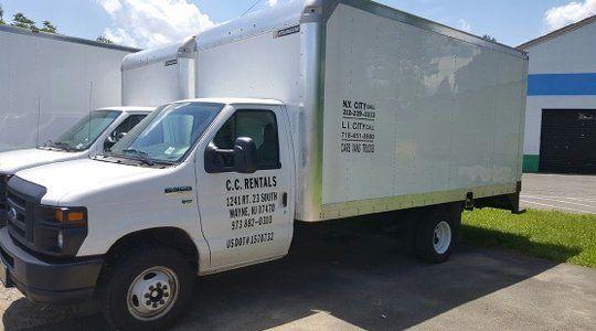14 ft truck