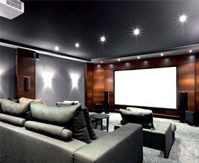 Home Theater and Lighting