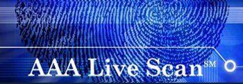 AAA Live Scan - Logo