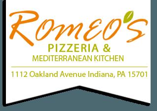 Romeo's Pizza - Logo