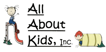 All About Kids - Logo