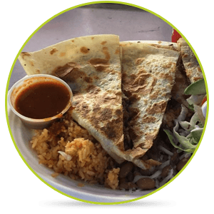 Mouthwatering Salvador and Mexican food