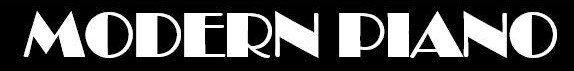 Modern Piano - Logo