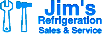 Jim's Refrigeration Sales and Service logo