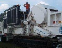 Heavy Equipment Power Washing