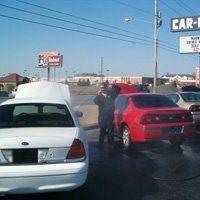 Car Power Washing