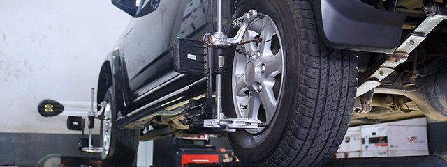 Wheel Alignment Suspension Repair Traverse City Mi