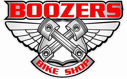 Boozers Bike Shop - Logo