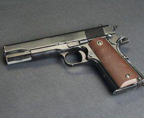 Left-Handed Firearms