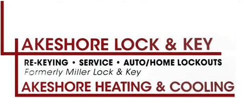 Lakeshore Lock & Key - Logo