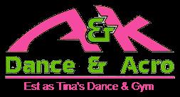 A & K Dance & Acro - Logo