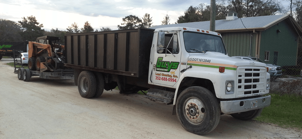 Guys Land Clearing Inc Tree Services Spring Hill Fl