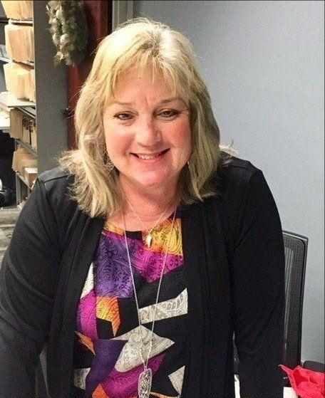 Nancy Elliott Front Desk Administrator