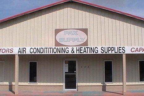 About Pax Supply | Nederland, TX HVAC Equipment