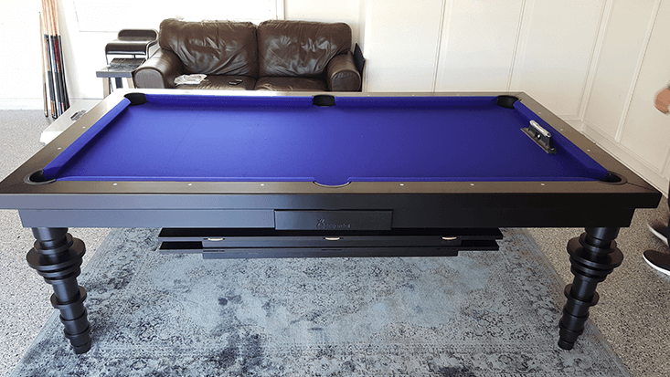 Knowing How To Make A 3 Piece Slate Table Play Like A 1 Piece Is What  Separates The Skilled Professional Pool Table Installer From The Amateur,  ...