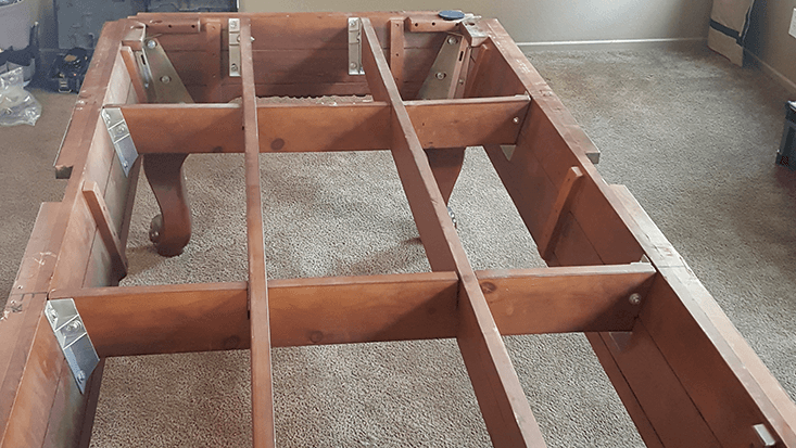 Pool Table Disassembly Pool Table Dismantle Temecula - Pool table disassembly