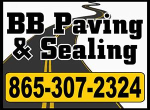 BB Paving & Sealing - Logo