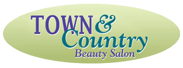 Town and Country Beauty Salon - Logo