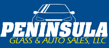 Peninsula Glass and Auto Sales, LLC - logo