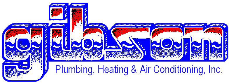Gibson Plumbing, Heating & Air Conditioning-Logo