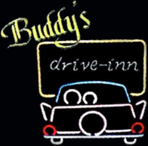 Buddy's Drive Inn-Company Logo