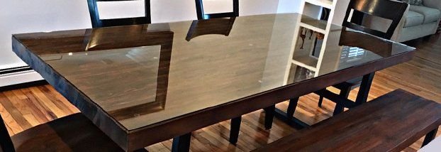 Glass Dresser Tops   Glass Tabletops   Oakdale, NY