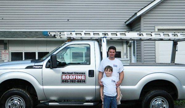 Michael Stevens Roofing Amp Siding Inc Gutter Monroe Ny