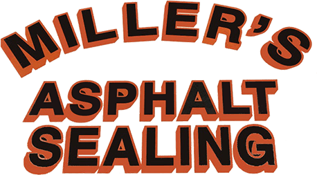 Miller's Asphalt Sealing - Logo