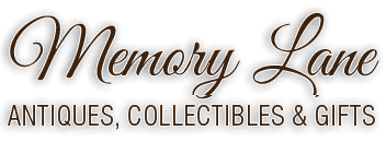 Memory Lane Antiques, Collectables & Gifts logo