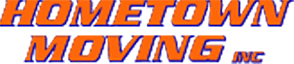 Hometown Moving Inc - Logo