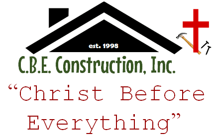 C.B.E. Construction Inc. - Logo