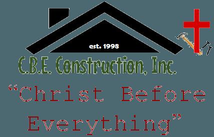C.B.E. Construction Inc. - Logo