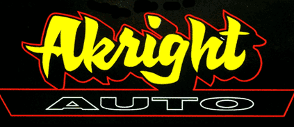 Akright Auto Wreckers - Logo