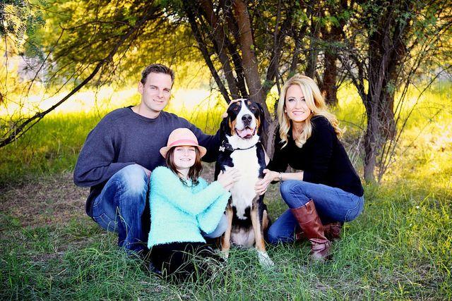 Cody's family