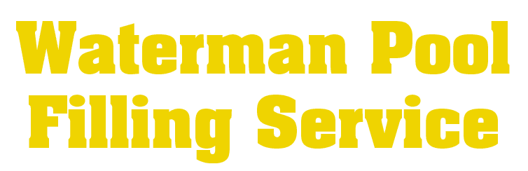 Waterman Pool Filling Service - Logo