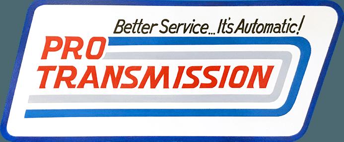 Pro Transmission Service Center - logo