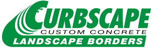 Curbscape Custom Concrete Landscape Borders - Logo