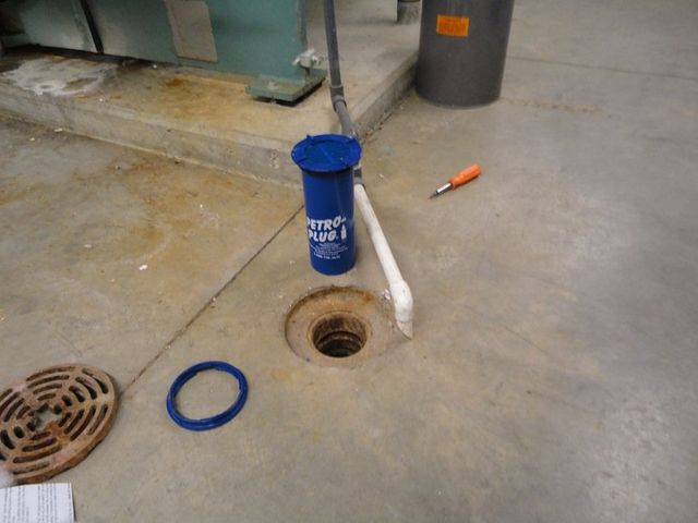 Petro Plug Oil Containment Protection Northford Ct