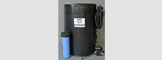 Pump-Thru Barrier