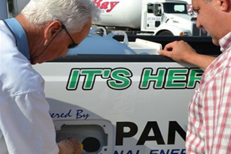 Vehicle fuel filling