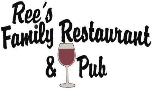 Ree's Family Restaurant & Pub - Logo