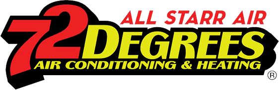 All Starr Air 72 Degrees - Logo