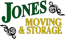 Jones Moving & Storage LLC - Logo