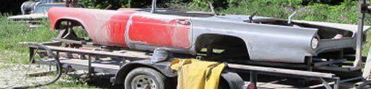 Dustless Blasting   Car Restoration   Bellefonte, PA