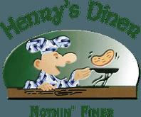 Henry's Diner - Logo