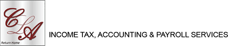 CLA Income Tax, Accounting & Payroll Services | Logo
